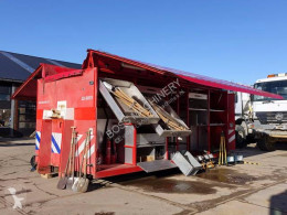Fire truck Support / Fire Fighting Container