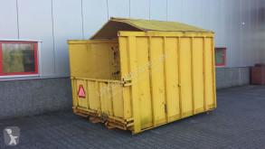 Teljesítményleadó tengellyel kapcsolt (motorizált) talajművelő eszközök Container használt