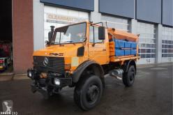 Mercedes sószóró teherautó Unimog U 2150