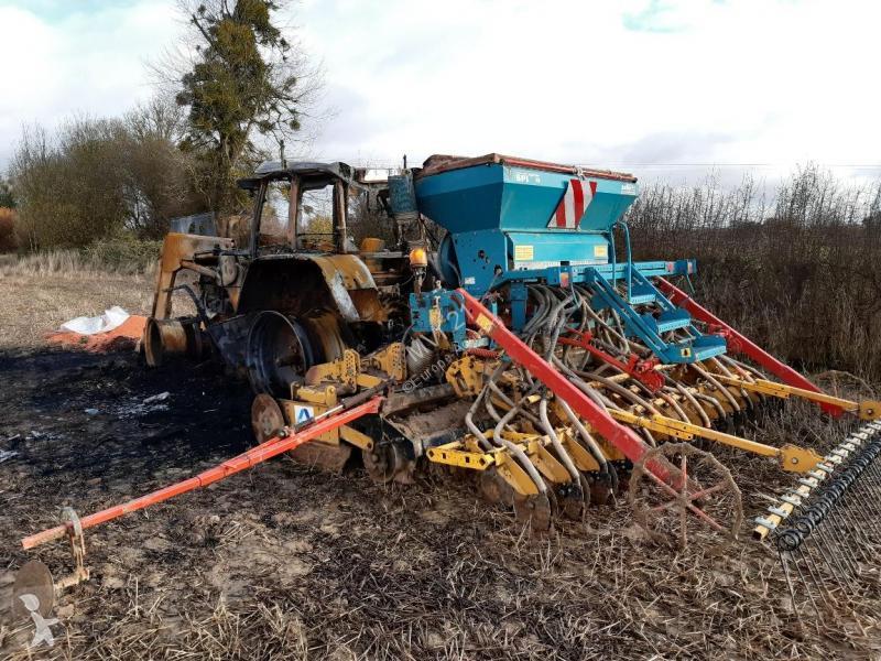 Преглед на снимките Почвообработващи машини с активни работни органи Sulky