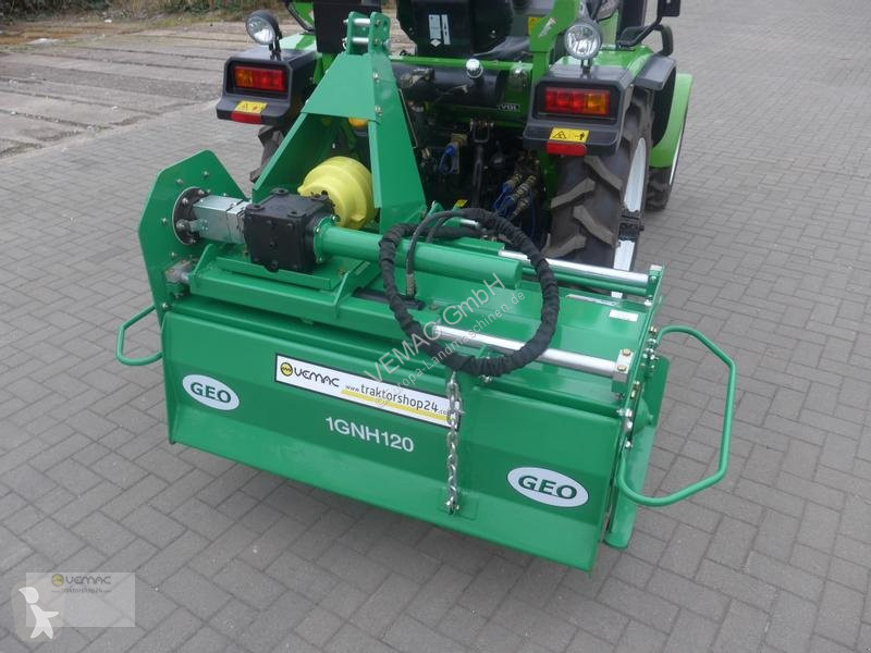 Преглед на снимките Почвообработващи машини с активни работни органи nc IGNH 160 Bodenfräse Fräse Ackerfräse Bodenumkehrfräse NEU