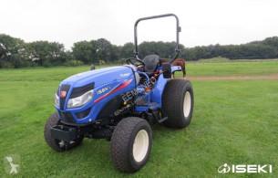 Tracteur agricole Iseki tractor Bij Eemsned TG6675 Hydrostaat