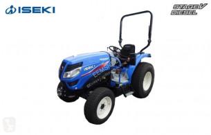 Tracteur agricole Iseki tractor Bij Eemsned TG6405 Hydrostaat 45 PK