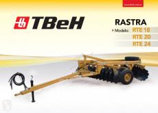 Aperos accionados para trabajo del suelo Otro TBeH Rastra RASTRA RTE 24