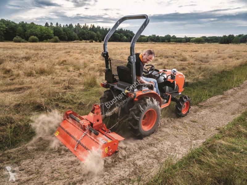 Bilder ansehen Kubota SA125 Zapfwellenbetriebene Bodenbearbeitungsgeräte
