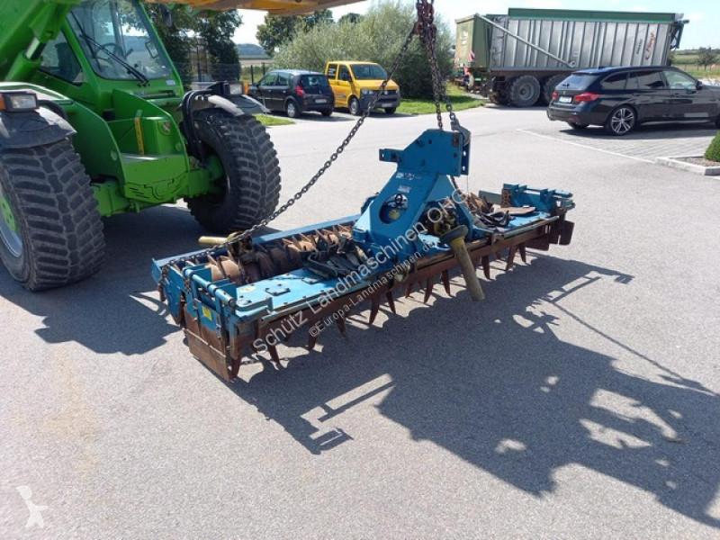 Преглед на снимките Почвообработващи машини с активни работни органи Rabe MKE 300