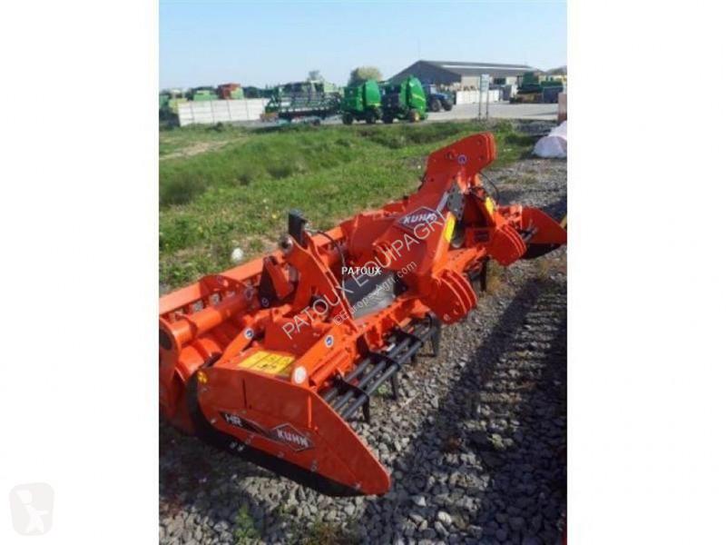 Преглед на снимките Почвообработващи машини с активни работни органи Kuhn HR 3030