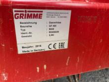 Преглед на снимките Специализирани култури Grimme GF400