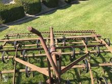 Aperos no accionados para trabajo del suelo Arado triltandcultivator met verkruimelrol Grondbewerkingsmachine