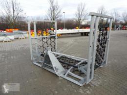 أدوات تربة غير متحركة Wiesenschleppe 6m 600cm hydraulisch Schleppe Egge Striegel NEU مسلفة المروج جديد