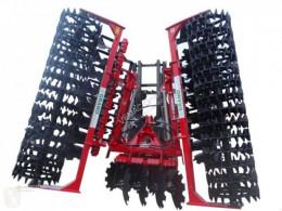 Aperos no accionados para trabajo del suelo Arado Scheibenegge Shark SHS Grano System 5,0 Meter hydraulisch