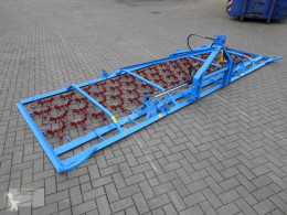 Ferramenta do solo não motorizado Wiesenschleppe Schleppe Egge 6m 4reihig Hydraulik NEU Grade de pastagens novo