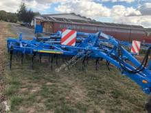 Aperos no accionados para trabajo del suelo Vibrocultivador Agroland Leichtgrubber / Federzinkengrubber Typ: Cobalt 5 m mit Fahrwerk Agroland