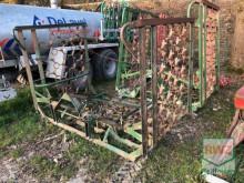 Ferramenta do solo não motorizado Grade de pastagens Wiesenschleppe