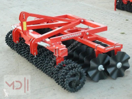 MD Landmaschinen AM Frontpacker mit Packerwalze Cambridgewalze 3M-4M new Disc harrow