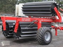 Aperos no accionados para trabajo del suelo Emplomado MD Landmaschinen EX Messerwalze** NEU** 6,3m