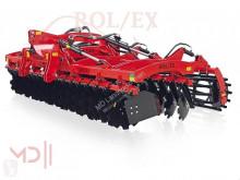 Déchaumeur MD Landmaschinen Rolex Taurus Anbau und Scheibenegge *5M* Hydraul. klappbar