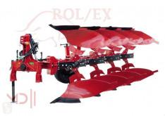 """MD Landmaschinen Pflug Rol-Ex 3+1 Drehpflug """"Non-Stop Federsicherung"""""""