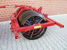Aperos no accionados para trabajo del suelo Euro-Jabelmann Einfachpacker, 8 Ringe, 900 mm, 1,54 m Arbeitsbreite, NEU Emplomado nuevo