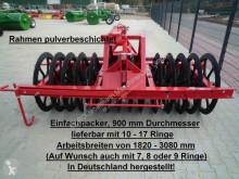 Euro-Jabelmann Einfachpacker, 11 Ringe, 900 mm, 2,00 m Arbeitsbreite, NEU Wał uprawowy nowy