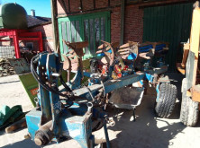 Rabe Avant 160 used Plough