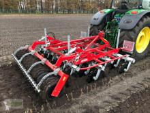 Ferramenta do solo não motorizado Evers Vierreihen Charrua de gradar usado