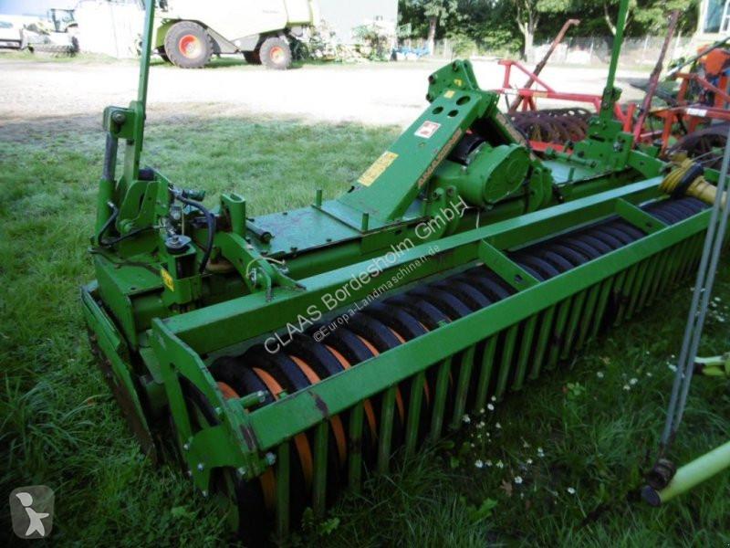 Преглед на снимките Почвообработващи машини с активни работни органи Amazone KG 4000 Super