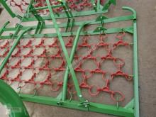 Ferramenta do solo não motorizado Grade de pastagens Zagroda 3M/4R Wiesenegge