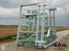 Aperos no accionados para trabajo del suelo Grada almohaza nuevo Zocon Greenkeeper 6 m, Wiesenstriegel, Grünlandstriegel