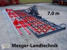Grada de pradera Wiesenschleppe KOMBI WK 7 Striegel