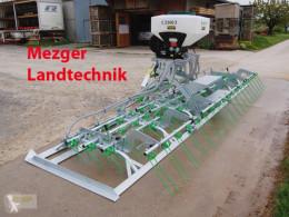 Grada de pradera ZOCON Greenkeeper 6 mit Sätechnik