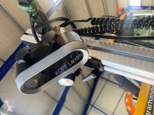 Aperos no accionados para trabajo del suelo Binadora BUSA KS6 hydraulische Kamerasteuerung möglich