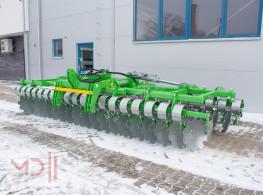 Aperos no accionados para trabajo del suelo Arado MD Landmaschinen Bomet Kurzscheibeneggen hydraulisch klappbar / 4m-6m /