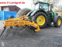 Agrisem Tined grassland weeder harrow Turbomulch