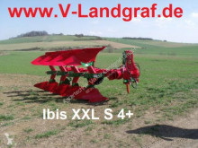 Aperos no accionados para trabajo del suelo Unia Ibis XXL S 4+ Arado nuevo