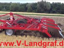 Aperos no accionados para trabajo del suelo Grada de prado Expom Wektor