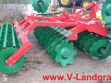 Ferramenta do solo não motorizado Charrua de gradar Unia Ares XXL