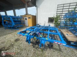 Drillmaschine/Bodenlockerer Flügelschargrubber 3,2m mit Dachringwalze hydr Tiefeneinstellung