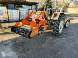 Aperos no accionados para trabajo del suelo Vibrocultivador Grubber 100cm Feingrubber Leichtgrubber Kultivator Walze NEU