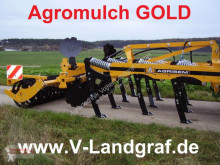 أدوات تربة غير متحركة محراث تفكيك التربة Agrisem Agromulch Gold