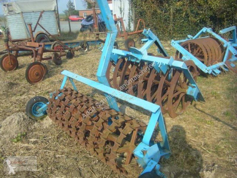 Преглед на снимките Почвообработващи машини с пасивни работни органи Schmidt Wendepacker