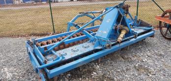 Aperos accionados para trabajo del suelo Lemken Zirkon 30 Grada rotatoria usado
