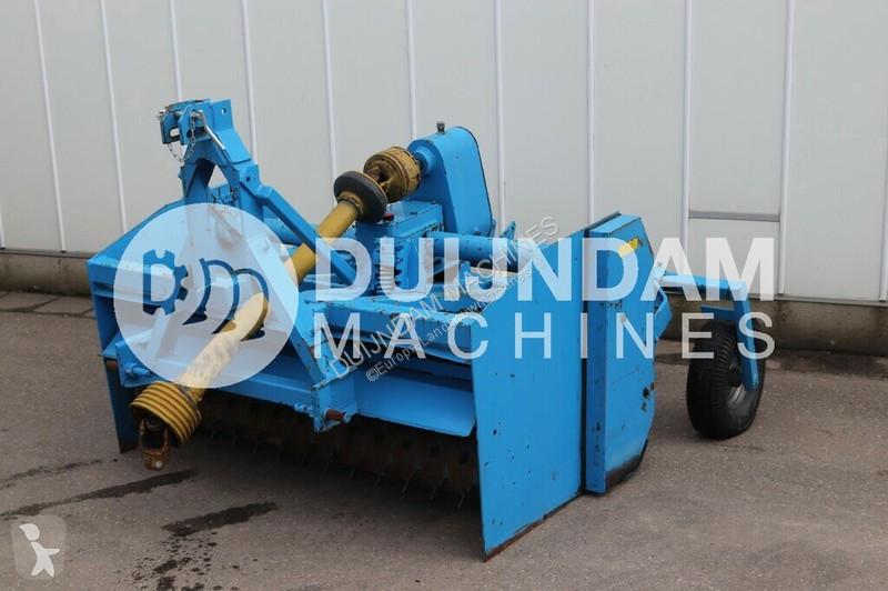 Fotoğrafları göster Hareketli zemin ekipmanı nc Duijndam Machines