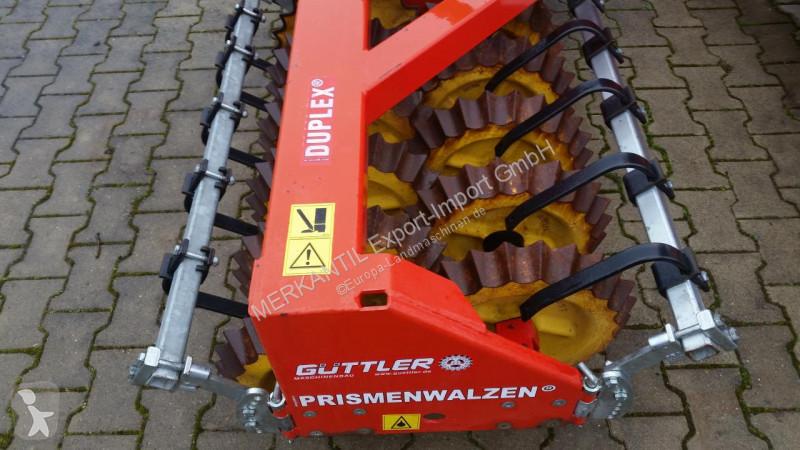 Преглед на снимките Почвообработващи машини с пасивни работни органи Güttler Duplex DX460-45 V