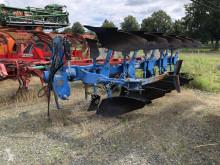 Stroje na obrábanie pôdy – nepoháňané Pluh Lemken Vari Opal 8 - 5 Schar, Vorschäler