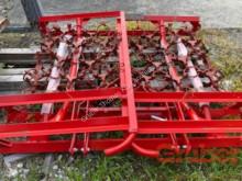 Stroje na obrábanie pôdy – nepoháňané Klincové brány W 400/4