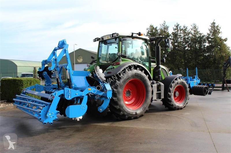 Преглед на снимките Почвообработващи машини с активни работни органи nc discharrow 3 mtr