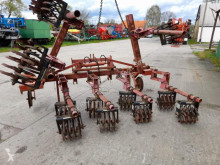 Becker MRH 6 Reihen used Tined grassland weeder harrow
