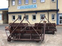 Aperos no accionados para trabajo del suelo Emplomado Fortschritt Klutenwalzen 3er Zug Gitterwalzen