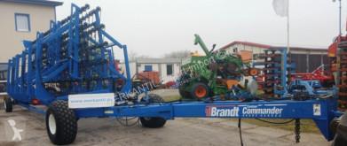 Aperos no accionados para trabajo del suelo Grada almohaza Brandt Contour Commander Strohstriegel 16 m